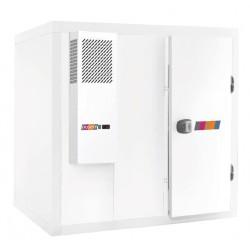 Panneau pour chambre froide négative - 1740 x 1740 mm - CFN1717 - Nosem
