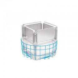 Colged - Panier rond pour lave-batterie à granules GR1000TR - PRGR1000