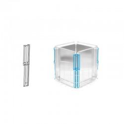 Colged - Support pour plateaux (4pcs) pour lave-batterie à granules - SPGR1000
