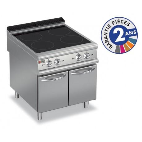Plaque de cuisson - Induction 4 zones sur placard neutre - Gamme 700 - Baron