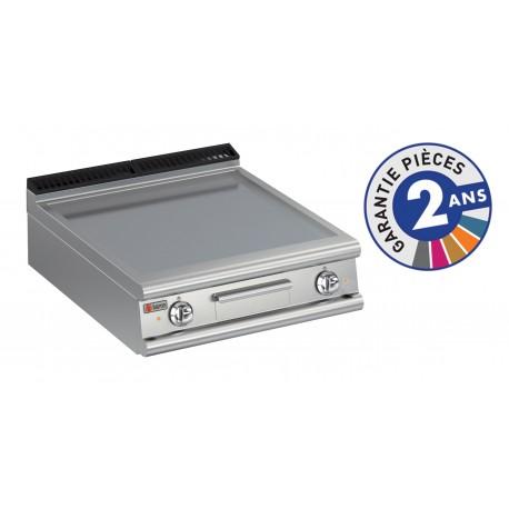 Grillade électrique - Plaque lisse 37,3 dm² - Gamme 700 - Baron
