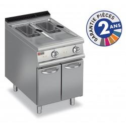 Friteuse électrique - 2x 10 litres - Gamme 700 - Baron