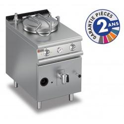 Marmite professionnelle gaz - 50 litres - Gamme 700 - Baron