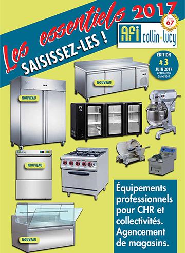 Catalogue les essentiels Juin 2017