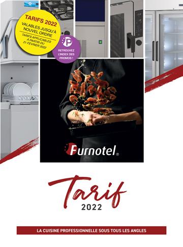 Catalogue tarif FURNOTEL 2021