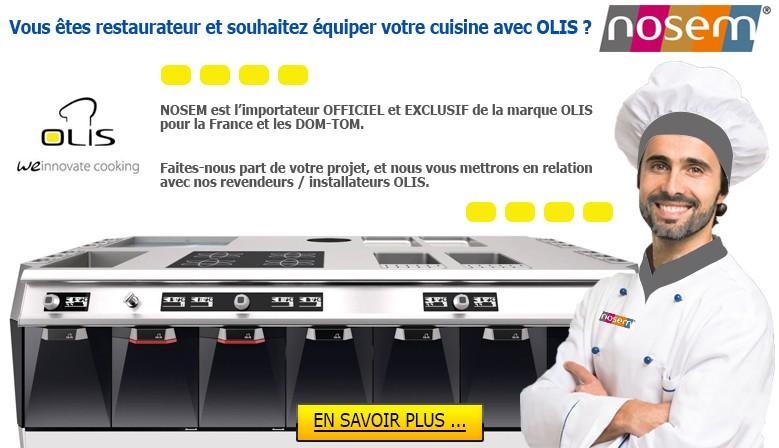 NOSEM, importateur OFFICIEL et EXCLUSIF de la marque OLIS