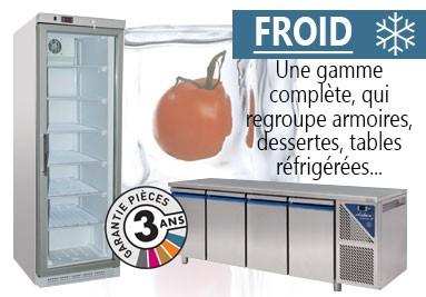 Rubrique Froid